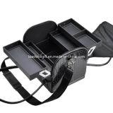 악어 메이크업 이동할 수 있는 쟁반 보석 반지에 장식용 트레인 부대 핸드백 상자