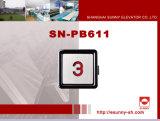 Höhenruder-Enddrucktaste (SN-PB611)