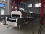 Garnele-flüssiger Stickstoff-Quick-Freezing/abkühlende Maschine