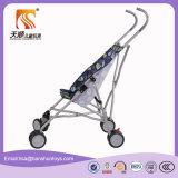 O modelo novo caçoa o carrinho de criança do atacadista do carrinho de criança
