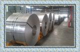 Bobina de aluminio de laminado en caliente fría de Finsihed del molino para la construcción