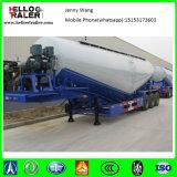 판매를 위한 세 배 차축 35cbm 40ton 대량 시멘트 유조선 트레일러
