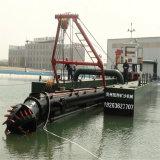 20 Zoll-hydraulische ausbaggernde Maschinerie mit langer Einleitung