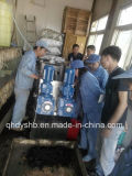 Machine de pressage de déshydratation des boues pour les eaux usées de tannerie