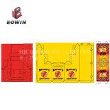 Indicador de assoalho contrário de dobramento relativo à promoção do cartão do papel do indicador da pálete da posição