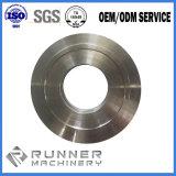 Laiton d'OEM/commande numérique par ordinateur en aluminium/en acier de précision usinant pour l'outillage industriel