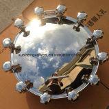 Couvercle de réservoir de pression circulaire Dn600 de haute qualité pour l'ouverture vers l'extérieur