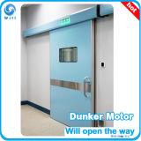 Puertas correderas herméticas automáticas con motor Dunker para hospital / quirófano (OR) / Electrónica - Taller