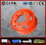 Cerchione d'acciaio del tubo per il camion, bus, rimorchio (8.5-24 8.5-20 7.5V-20 8.00V-20J)