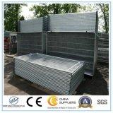 Panneau de clôture provisoire galvanisé à chaud