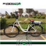 リチウム電池が付いている先の電気自転車