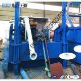 Dredger d'aspiration de coupe de sable hydraulique de 6 pouces