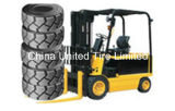 Neumático de la carretilla elevadora/neumático industrial de Tyre/NHS
