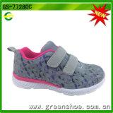 Heiße verkaufende neue Art-hochwertige Kind-beste Sport-Schuh-Marken