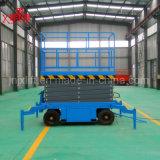 Équipement de levage de ciseaux Machines de construction de plate-forme aérienne