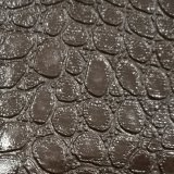 Teste padrão de pedra, esteira do assoalho do carro, couro inferior, couro do PVC