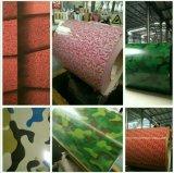 Entwurfs-Muster-Stahlplatte des Fabrik-Großverkauf-0.27mm (Ringe), PPGI