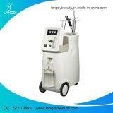 Máquina facial da casca do jato do oxigênio da água para o rejuvenescimento da pele