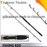 Pesca Rod con del mismo tamaño