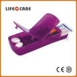 Медицинский Pillbox с Pillbox пластмассы /Weekly 8 дней