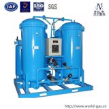 Очищенность энергосберегающего генератора азота высокая