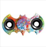 Girador colorido do arco-íris do brinquedo da descompressão