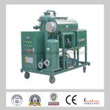 Zl-50 Machine van de Reiniging van de Olie van de Smeerolie de Vacuüm, de Machine van het Recycling van de Olie van de Turbine