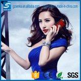 Cas antichoc de couverture de téléphone du pc de support de boucle de vente chaude pour Oppo R9/R9s