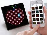 휴대용 발광 다이오드 표시 APP 지능적인 통제 무선 Bluetooth 스피커 상자