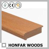 Molde de madeira do frame de porta do material de construção