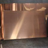 酸素の自由な銅シート(C1020、C1100、c10200)