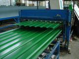 Gewölbtes Stahlblatt des Blatt-PPGI für Dach-Dach-Gebäude Metarial