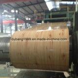 Деревянная конструкция с различным цветом Prepainted стальные катушки