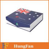Verpakkende Vakje van de Verpakking van het Karton van de douane het Magnetische/het Vakje van het Document/het Vakje van de Gift van het Document