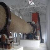 Машина роторной печи чальцинирования большой емкости для делать цемента