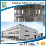 Productie van het Pakhuis van het Staal Quatity van Longtai de Hoge