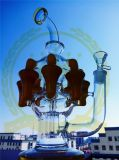 ホウケイ酸塩のKleinの再資源業者の卵の管のFabbの装備のHeadshopのクラフトのガラス配水管