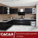 Nacht des Tekapo Form-stilvollen Porzellans deckt Küche-Schrank ohne Griff mit Ziegeln (CACA20-01)