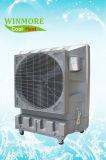 Grosse bewegliche Verdampfungsluft-Kühlvorrichtung mit Wasser-Becken als Kühlventilator-/Nebel-Ventilator