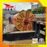 Npd1650油送管のトンネルのボーリング機械