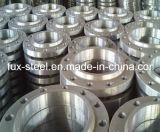 BS4504 Pn25 102 Lap Joint Flanges (bride d'acier inoxydable)