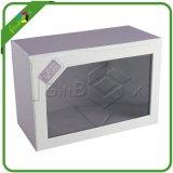 PVC Windows를 가진 주문 접히는 서류상 선물 상자