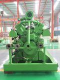 Jogo de gerador 50Hz do gás natural de Lvhuan 1500rpm 500kw
