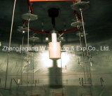 Sistema de pulverizador eletrostático da pintura do disco