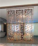 Écran décoratif en métal de coupure de laser de Mateiral de construction pour la décoration extérieure