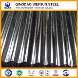 Лист Courrgated высокого качества алюминиевый стальной для толя и здания