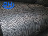 Сталь Rebar горячекатаной катушки усиленная, HRB400 GB1499 (Diameter6-12mm)