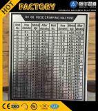 Машина шланга силы Dx68 Finn высокого качества самая лучшая продавая гофрируя