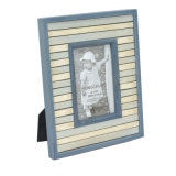 Distressed coloré Wooden Photo Frame pour Home Deco