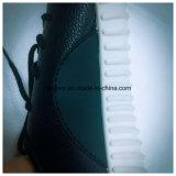 De Schoen van het Kunstleder met Vlakke Outsole